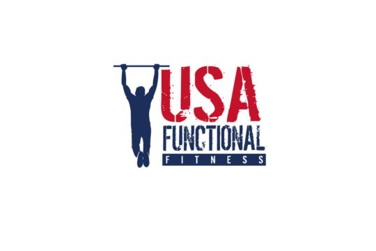 USAFF logo - USA Functional Fitness